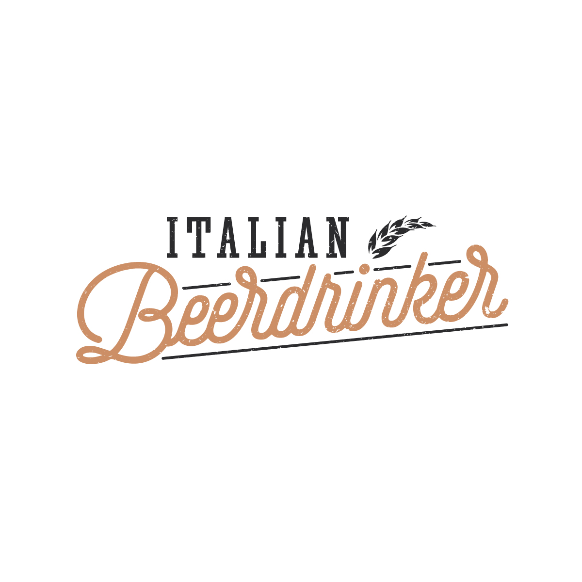 Italian Beerdrinker